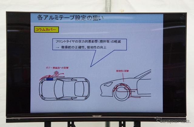 トヨタ「アルミテープを貼ると空気でプラスに帯電した車体が放電し空力とタイヤの接地性が劇的に向上するから試してみて」 [無断転載禁止]©2ch.net [252358651]YouTube動画>1本 ->画像>107枚