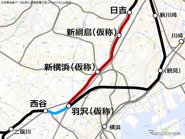 神奈川東部方面線のシールド+NATMトンネルで見学会 12月4日 2枚目の写真・画像