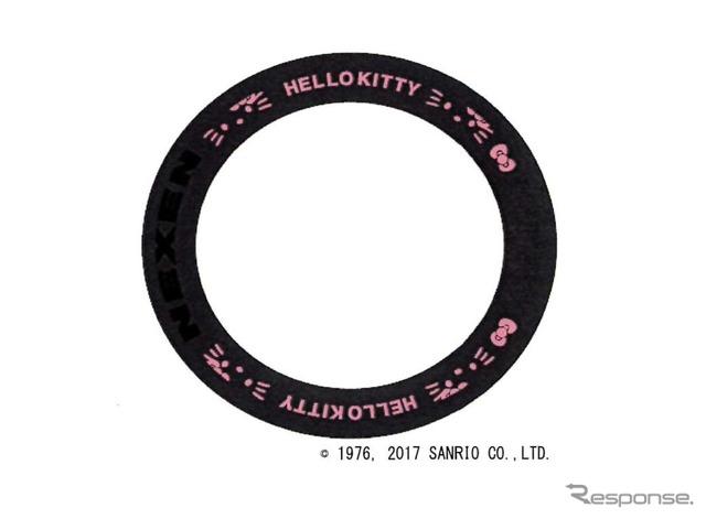 【仕事を選ばない】世界初の「ハローキティ」柄のタイヤが登場、2018年夏発売 [無断転載禁止]©2ch.net->画像>34枚
