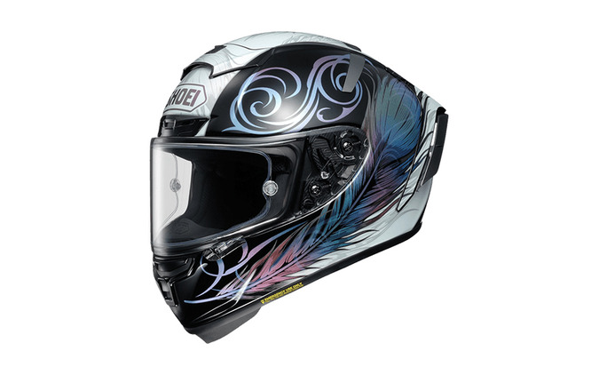 SHOEI X-Fourteen KUJAKU(クジャク)