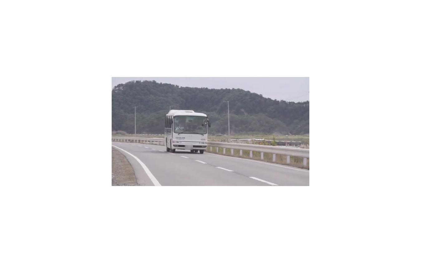 防災対応型PHVバス 日野メルファ プラグインハイブリッド、開発の模様 ...