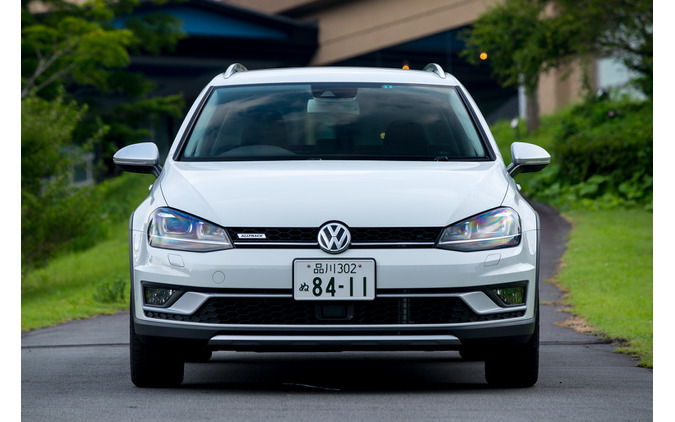 VW ゴルフ オールトラック TSI 4MOTION Upgrade Package