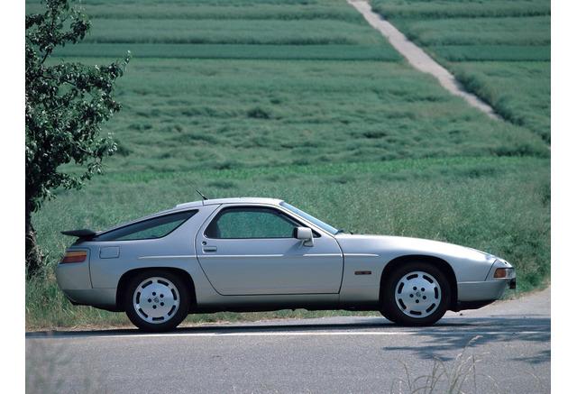 初めてのマイカー】女の5年ローンでポルシェ 928 S4…岩貞るみこ ...