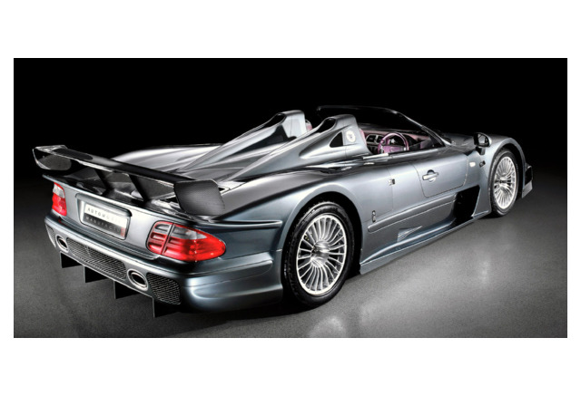 メルセデスベンツの超希少スーパーカー、意外に安く落札…9300万円 ...