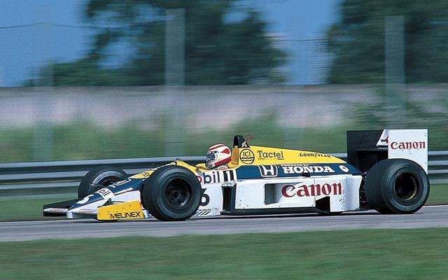 F1 日本GP】ウイリアムズ40周年記念イベント、レジェントマシン4台が ...
