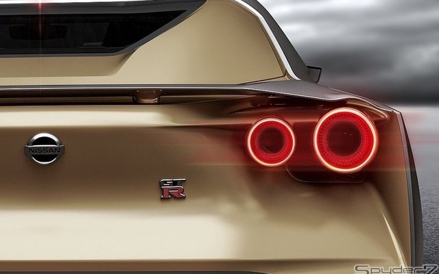 GT-R50 by Italdesign Concept