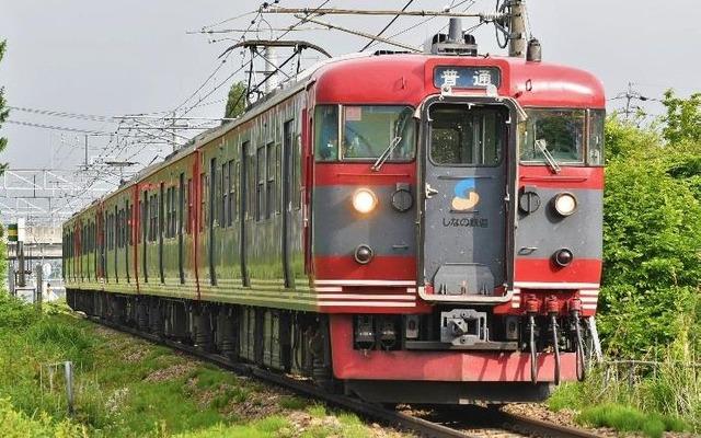 国鉄を偲ぶ、しなの鉄道115系2編成が7月に引退…7月18日には部品持ち ...