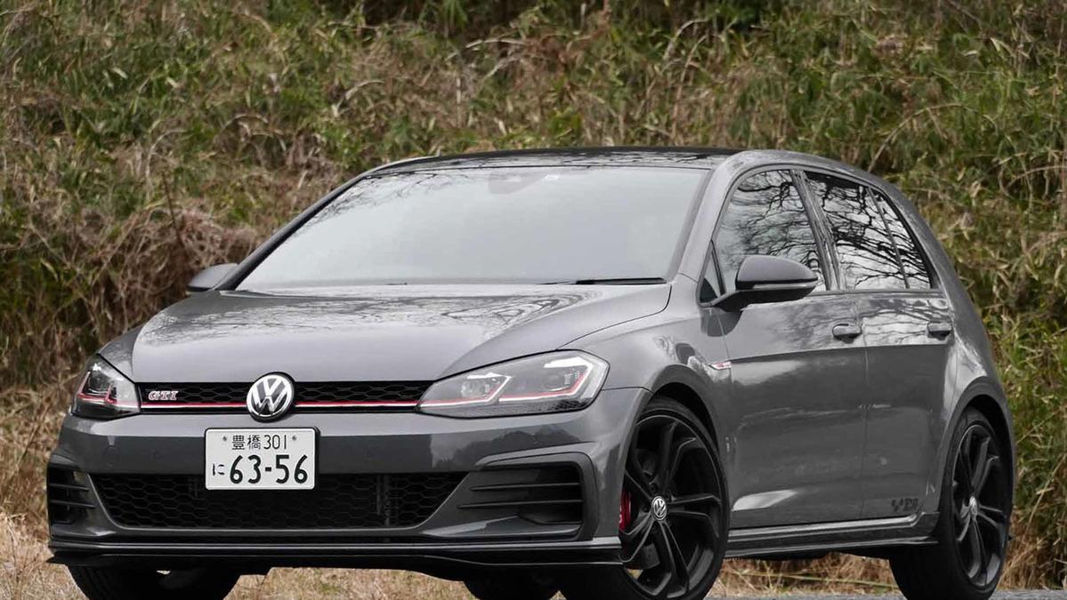 Gti tcr ゴルフ 「600台限定」VWゴルフGTI・TCR、熱い血がほとばしるレーシーな本格派【試乗記】