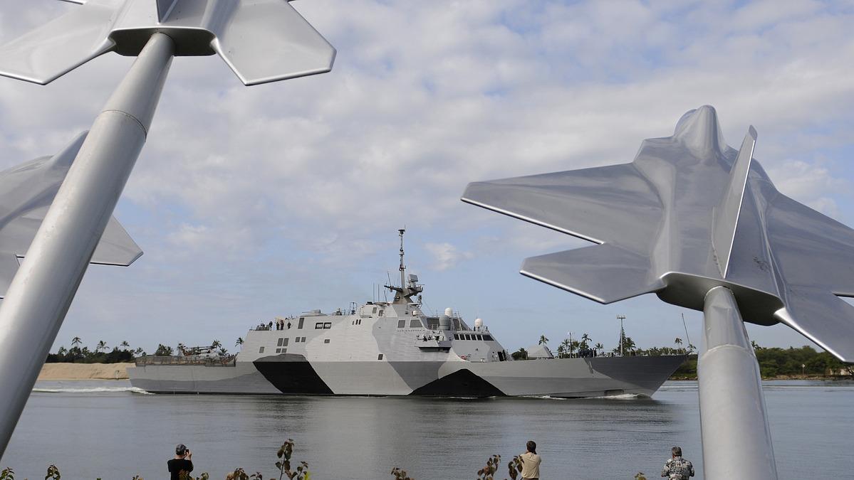 アメリカ海軍中将、開発中の新型戦闘艦「海軍次世代化へ絶好の機会 ...