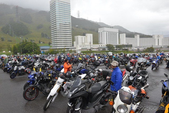 YAMAHA Motorcycle Day(9月15日・苗場)