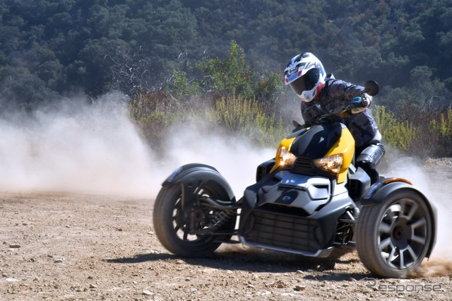 Can-Am Ryker Rally Edition