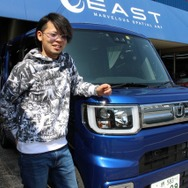 car audio newcomer! DAIHATSU WAKE(オーナー・峯 義貴さん) by EAST 後編