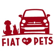 FIAT Loves Pet(ロゴ)