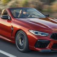 BMW M8 カブリオレ 新型