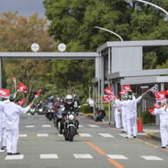 Honda Motorcycle Homecoming