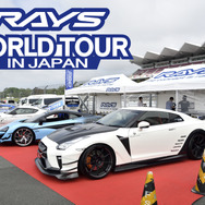 RAYS WORLD TOUR IN JAPAN
