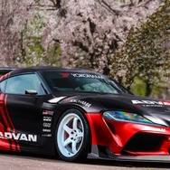 MAX ORIDO ADVAN Supra tuned by HKS