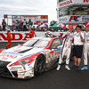 【SUPER GT 第4戦】GT500決勝…前年王者コバライネン&平手が大乱戦を制して今季初勝利、レクサス開幕4連勝