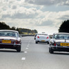 Jaguar XJ Historic Convoy to Paris