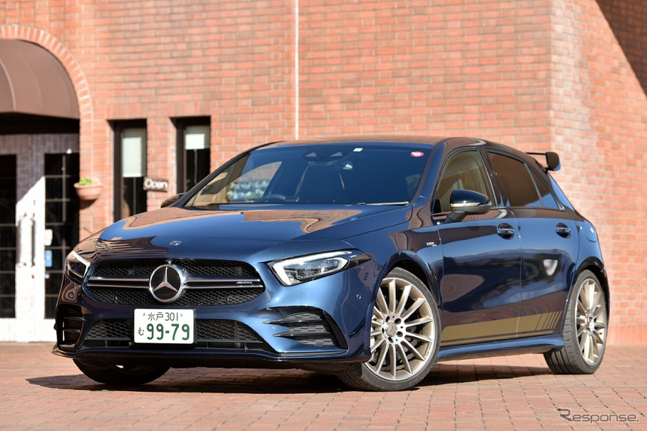 メルセデス AMG A35 4MATIC Edition 1